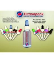Kod: 404 - 25-30ml Pipetli Damlalıklı Plastik Şişe