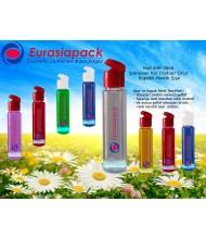 Fliptop Kapaklı Plastik Şişe - Kod 406-30ml
